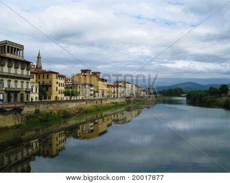 Reflections in Florence