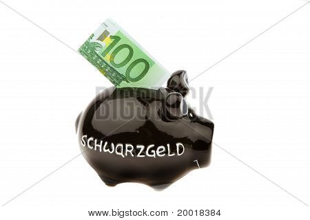 Piggy bank for black money
