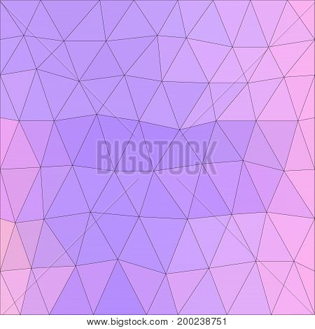 Abstract Polygonal Background. Vector Triangle Low Poly Pattern For Card, T Shirt, Silk Neckerchief,