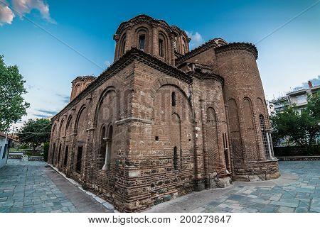 Twelve Apostles, Near Agiou Dimitriou Street, Another Rear View