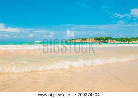Macao beach in Punta Cana, Dominican Republic.