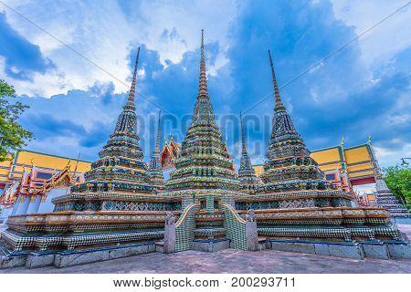Wat Pho Or Wat Phra Chetuphon