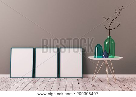 Clean Interior Design