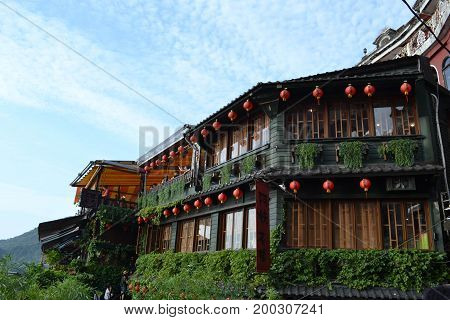 Probably The Most Iconic Tea Shop In Jiu Fen