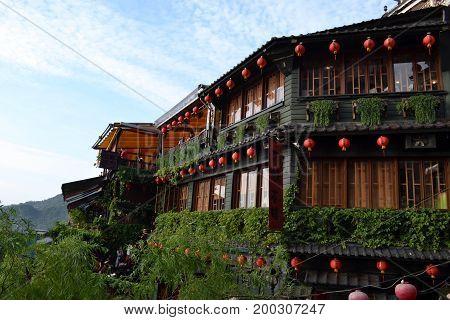 Probably The Most Iconic Tea Shop In Jiu Fen, Taiwan