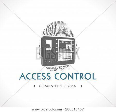 Logo - Access Control - Biometric
