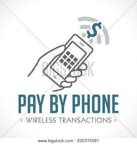 Pay by phone - ATM - Automated teller machine
