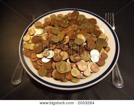 Rich Mans Dinner