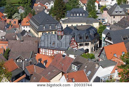 Koenigstein Rooftops
