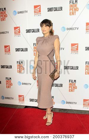 LOS ANGELES - AUG 15:  Lake Bell at the
