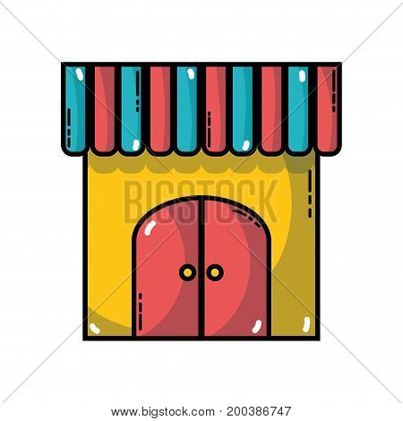 company market to finance strategy business vector illustration