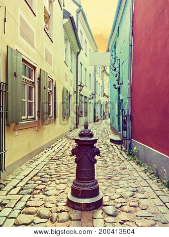 In old Riga city tourists can find a unique atmosphere of Middle Ages and famous ensembles of Gothic architecture