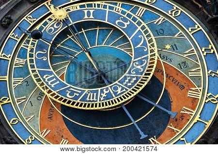Astronomical Clock Tower, Orloj, Prague, Czech Republic
