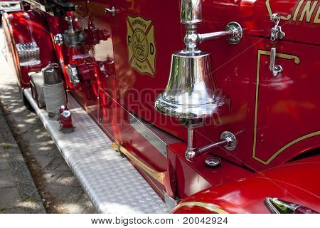 Bell On Fire Engine