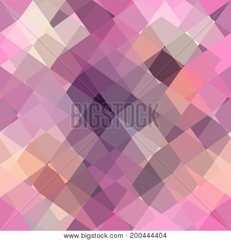 Seamless background. Geometric abstract diagonal pattern in a low poly style.