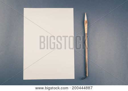 Chinese Calligraphy Brush For Traditional Writing