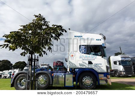 Scania Topline Albany Transport At Truckfest