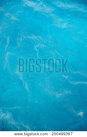 British Virgin Islands Blue Water Background Ocean