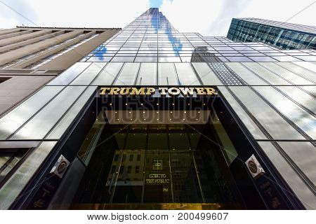 Trump Tower - New York City