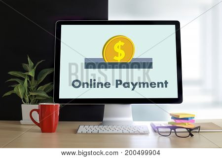 Online Payment Add To Cart Order Store Buy Shop Online Payment Shopping Business