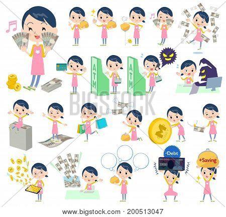 Childminder Women_money