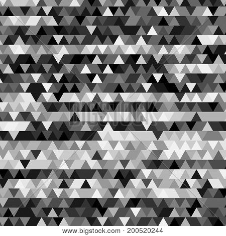 Abstract background with geometry black and white backdrop, stock vector