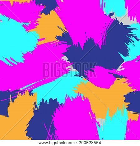 Retro vintage 80s or 90s fashion style abstract pattern background.
