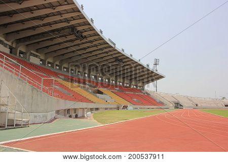 700Th Chiangmai Anniversary Stadium.