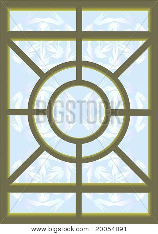 4. Stained-glass windows.