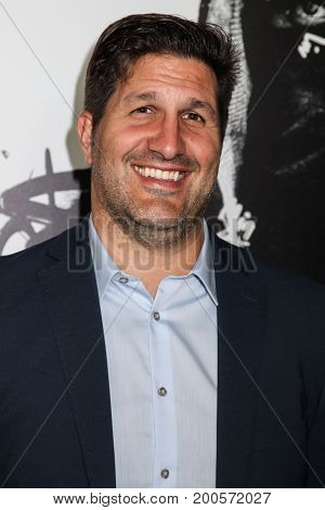 NEW YORK, NY - AUGUST 17: Screenwriter Charley Parlapanides attend the 'Death Note' New York premiere at AMC Loews Lincoln Square 13 theater on August 17, 2017 in New York City.