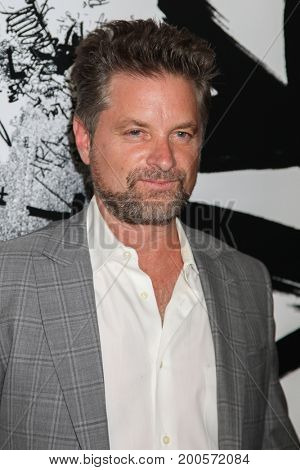 NEW YORK, NY - AUGUST 17: Actor Shea Whigham mattends the 'Death Note' New York premiere at AMC Loews Lincoln Square 13 theater on August 17, 2017 in New York City