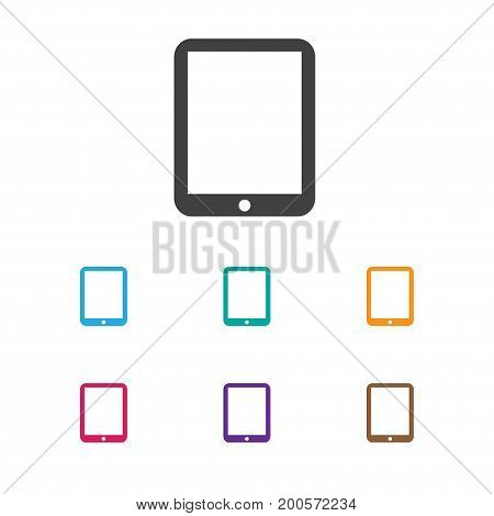 Vector Illustration Of Gadget Symbol On Telephone Icon