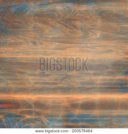 Vintage ancient background or texture with grunge decor elements and different color patterns