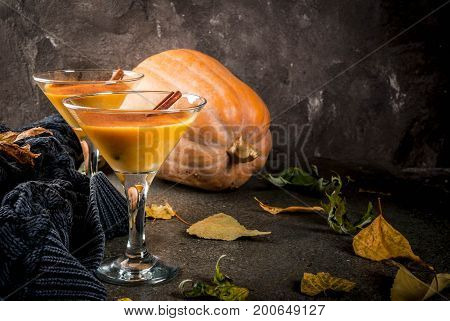 Pumpkin Pie Margarita