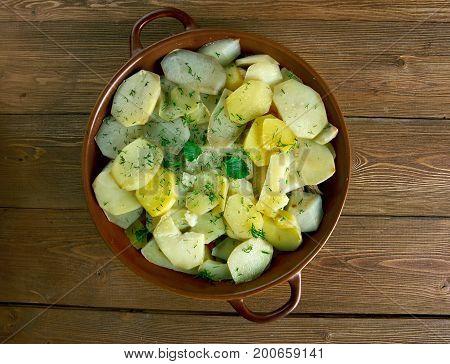 Potato Musaka