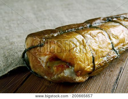 Arbroath Scotland Smokie  Fish
