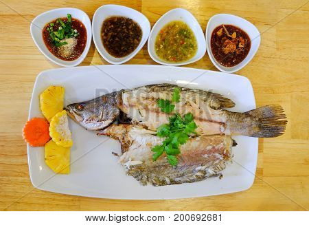 Grill Whole Fish