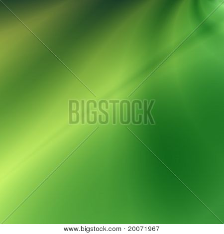 Green design abstract