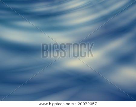 Dark blue wallpaper