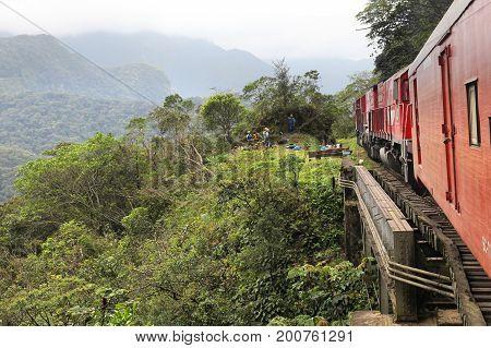 Jungle Train, Brazil