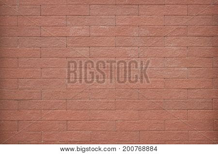 Modern brick wall for background. texture background.