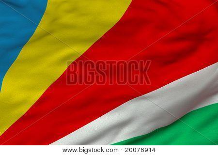 Seychellois Flag