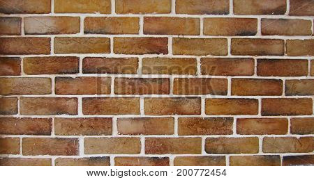 Background of old brick wall pattern texture. Great for inscriptions.