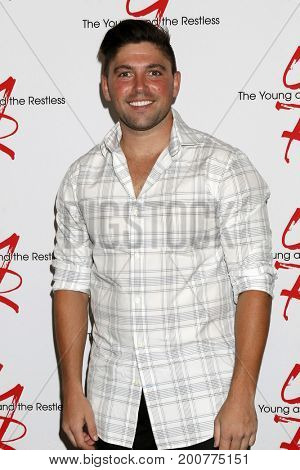 LOS ANGELES - AUG 19:  Robert Adamson at the Young and Restless Fan Event 2017 at the Marriott Burbank Convention Center on August 19, 2017 in Burbank, CA