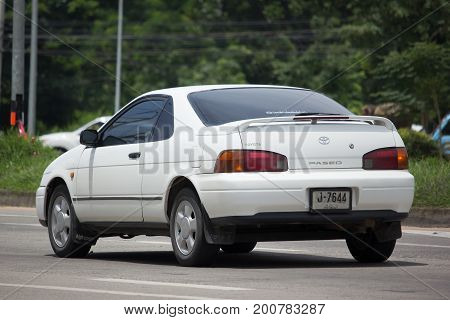 Private Sport Car Toyota Paseo