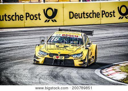 Timo Glock - DTM Zandvoort 2017 - BMW M4 DTM