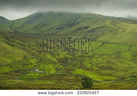 Snowdonia National Park, North Wales, England, United Kingdom, Great Britain, UK, Eng, GB, Europe.