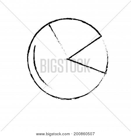figure statistics diagram graphy to business presentation vector illustration