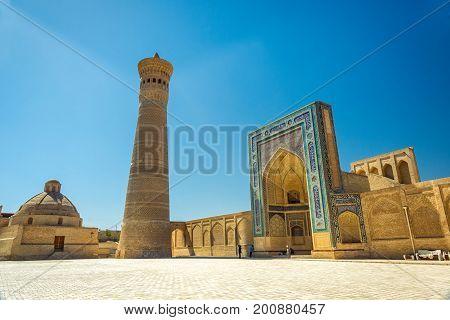 Kalyan Minaret, Bukhara, Uzbekistan