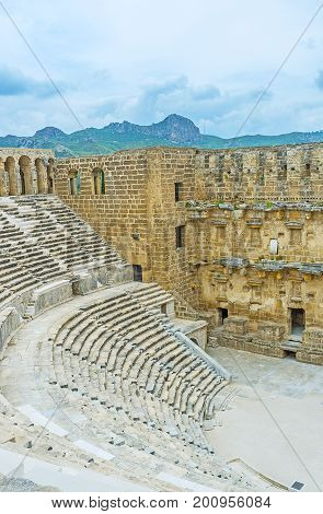 The Old Aspendos